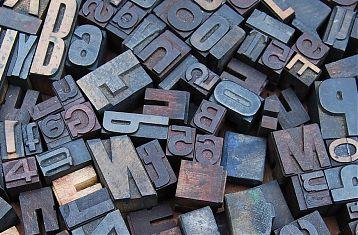 Blokletters of schrijfletters?